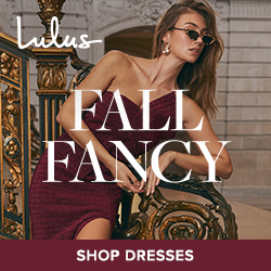 Get Fancy this Fall in a Special Occasion Dress from Lulus!