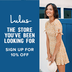 Lulus - The Store You've Been Looking For!