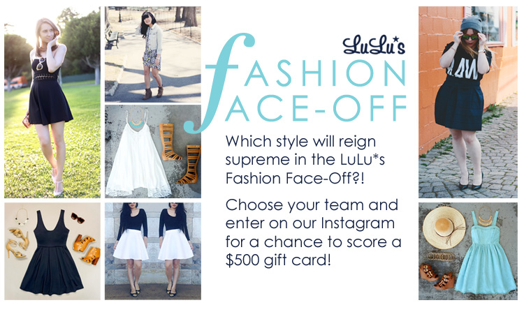 LuLu*s Fashion Face-Off Challenge