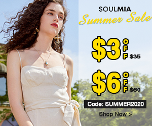 Soulmia summer sale