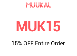 Entire Order 15% OFF