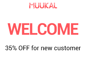 35% OFF For New Customers
