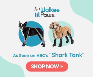 Walkee Paws, As Seen on Shark Tank