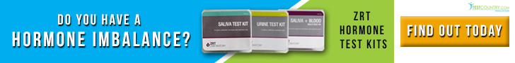 ZRT Hormone Test Kits