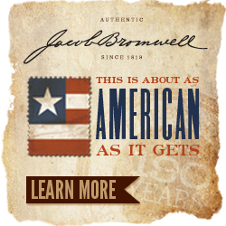 Help save the United States economy and purchase authentic American made products like the quality cookware from Jacob Bromwell