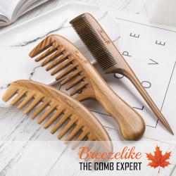 Breezelike Sandalwood Comb