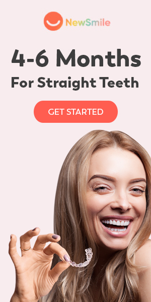 Clear Aligners Delivered To Your Home | NewSmile Clear Aligners