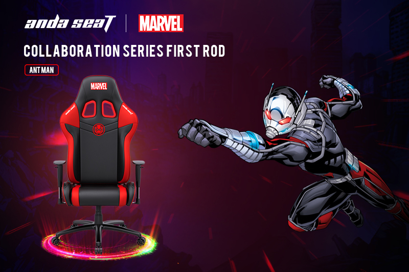 First Rod Release of AndaSeat x Marvel Collaboration Series!