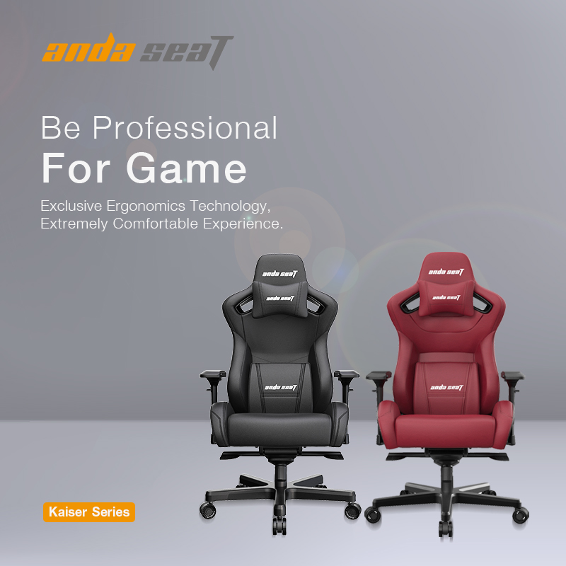AndaSeat Kaiser II Series Gaming Chair