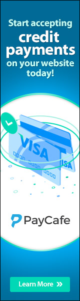 Start Accepting credit card payments