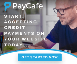 Start Accepting Credit Payments On Your Website Today! - 300 x 250