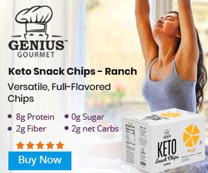 Keto Snack Chips
