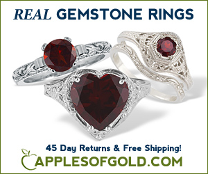Apples of Gold - Affordable Fine Jewelry