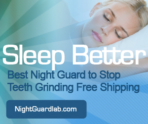 Sleep better. Best night guard to stop teeth grinding with free shipping.