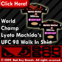 Bad Boy MMA: Get the Gear Here!