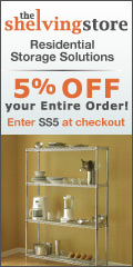 The Shelving Store - Decorative and Modular Shelving Systems
