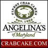 ANGELINA'S of Maryland. Finest Crab Cakes Since 1952!