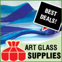 Best deals in art glass supplies