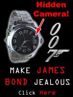 Spy Cameras and Covert DVRs at DynaSpy.com