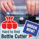 Classic best-selling bottle cutter