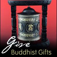 Buddhist Gifts