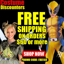 Halloween Costumes Coupon