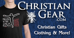 Gift of Clothing at Christiangear.com