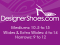 Designer Shoes womens large size shoes