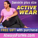 Danskin Plus Size Activewear