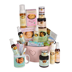 Mother of all pregnancy gift baskets