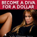 Become A Diva For A Dollar at the Leisa Marie Secret Sale