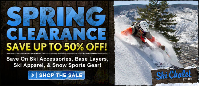 The Ski Chalet - Highly focused retail specialist in snow sports both for skiing and snowboarding