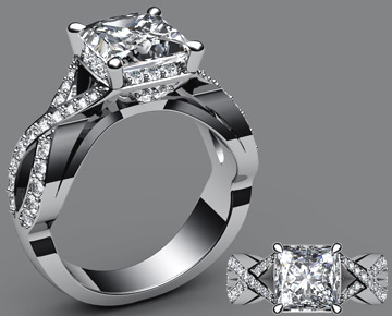What the Most Beautiful Engagement Rings in the World Have in Common