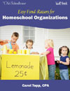 WeE-book:Easy Fund-Raisers for Homeschool Organizations