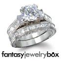 Fantasy Jewelry Box - Fine Sterling Silver