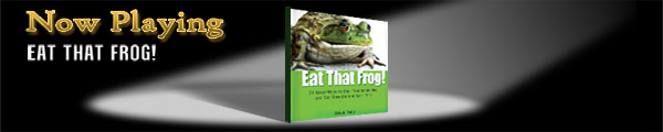Eat That Frog! inspirational video from simpletruths.com