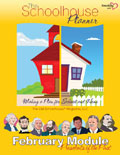 Presidents of the Past - The Old Schoolhouse Planner Module February 2009 www.theoldschoolhousestore.com