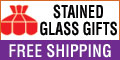 Stained Glass Gifts - Free Shipping