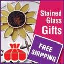 Stained Glass Gifts - Flower