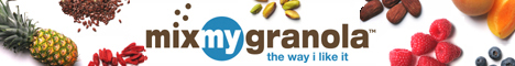 MixMyGranola - customize your own granola mir