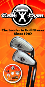 GolfGym,GolfGym Clubs,Golf,Golf Swing,Golf Fitness,Golf Fitness Products