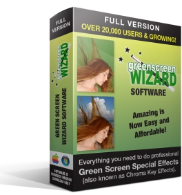 Visit GreenScreenWizard Today and Try a FREE Demo!