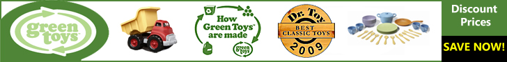 Green Toys Playsets