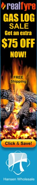 Buy Gas Logs at Home of Decor