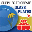 Create Your Own Glass Plates