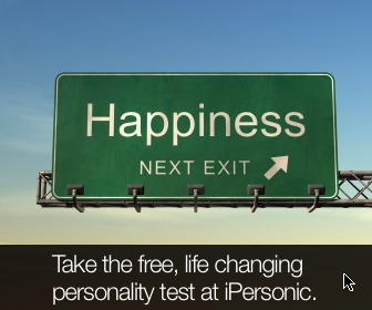 Take the free, life changing personality test.