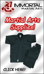 Immortal Martial Arts