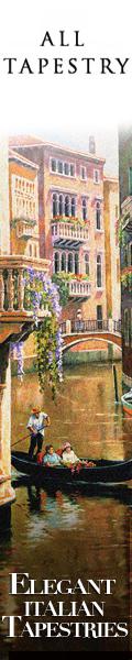 Elegant Italian Tapestries