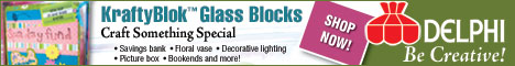 KraftyBlok Glass Blocks