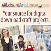 Leisure Arts Library Pattern Downloads